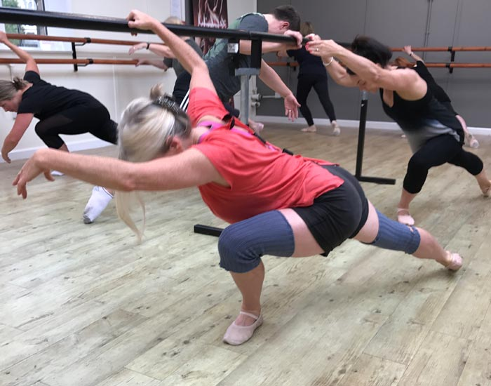 Classes - Ballet & Barre Fitness