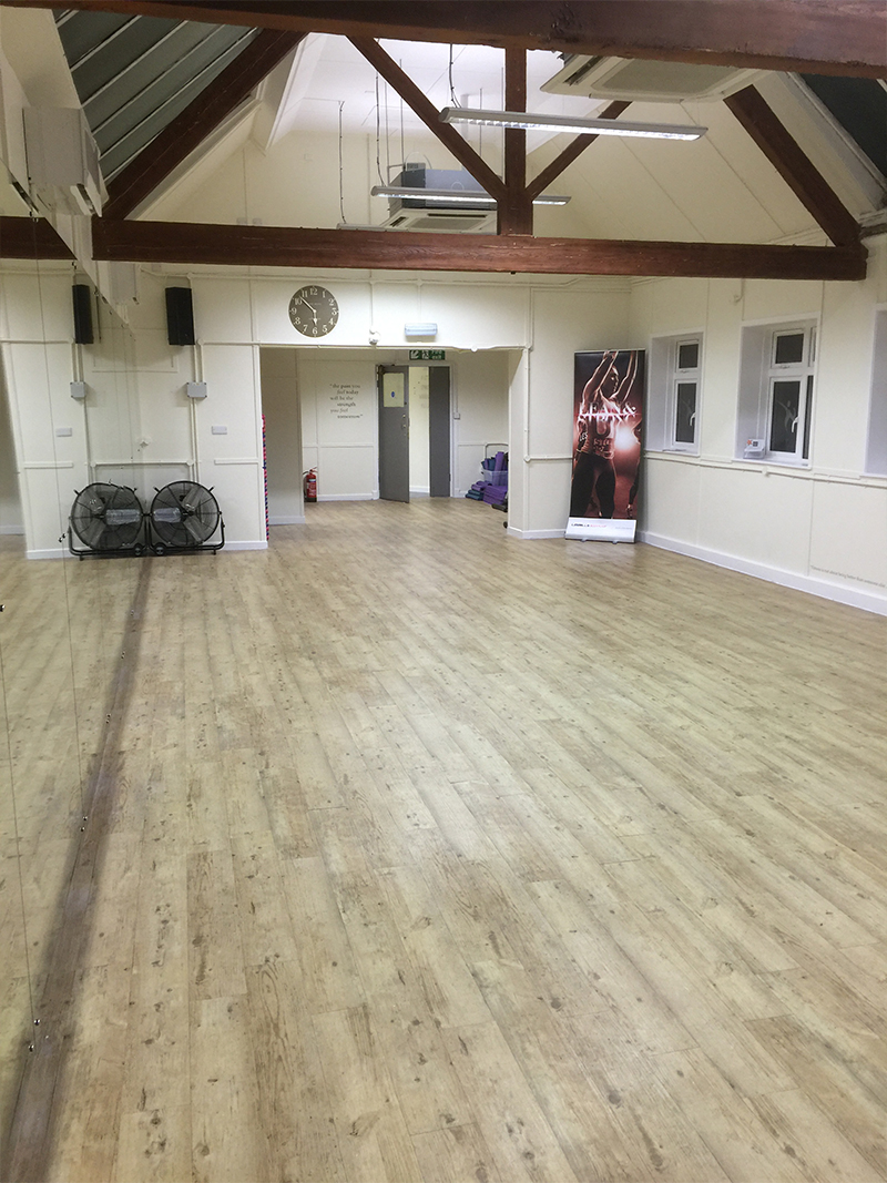 Studio Hall for Hire