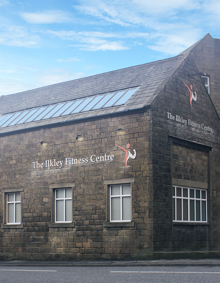 The Ilkley Fitness Centre - Building